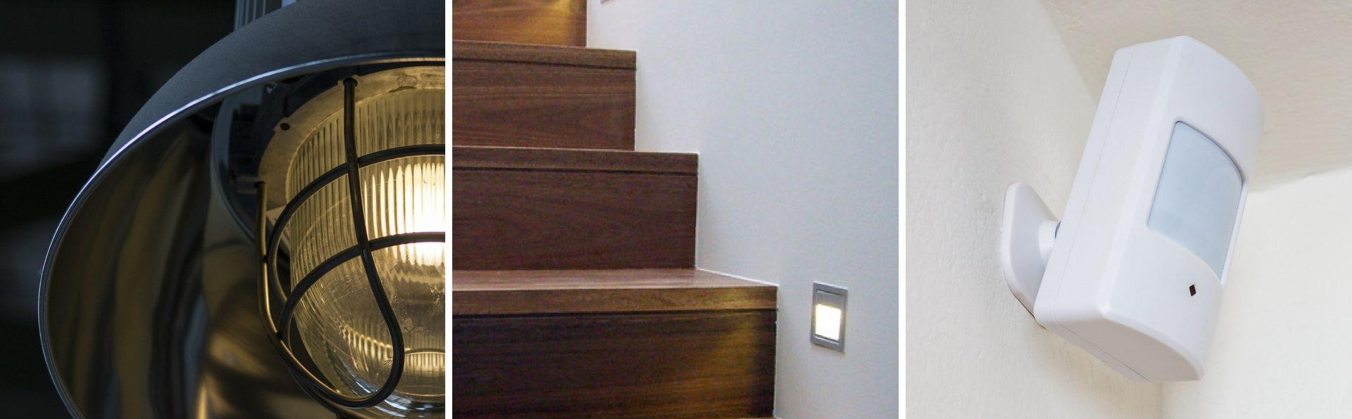 Security/Motion Sensor Lights