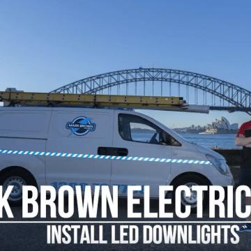 Install SAL ECOGEM LED Downlight