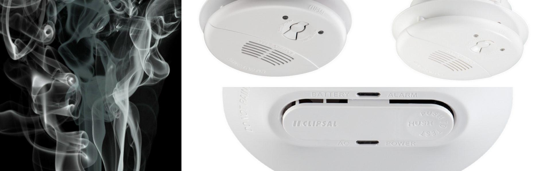 Smoke Detectors/Smoke Alarms
